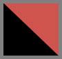 Black/Dove/Ruby