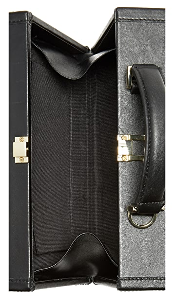 alice + olivia Stace Face Trunk Bag