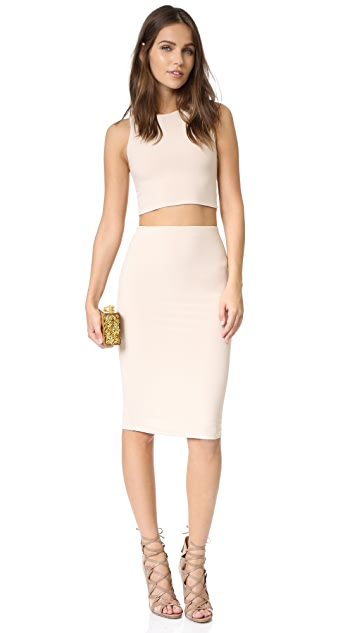 alice + olivia AIR Terri Pencil Skirt