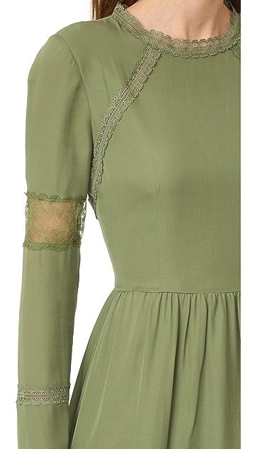 alice + olivia Janae Dress