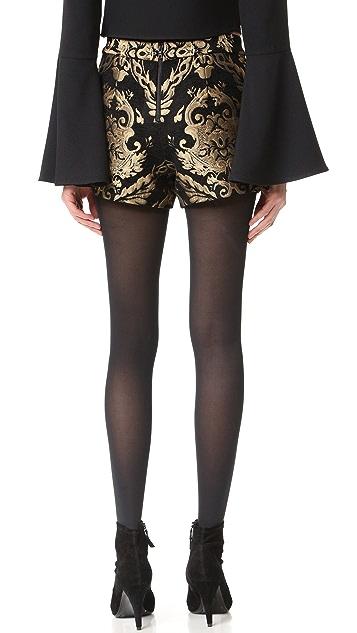 alice + olivia Marissa Shorts