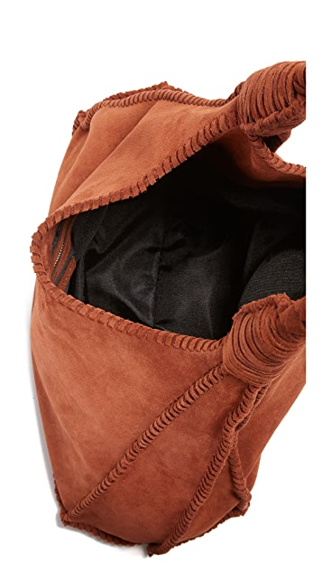 alice + olivia Jessie Hobo Bag