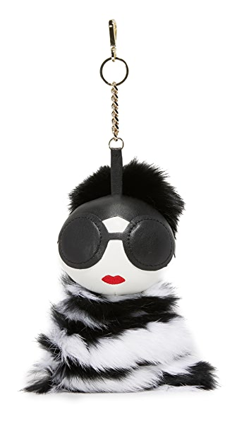alice + olivia Stacey Charm Pouch