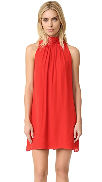 alice + olivia Rhiannon Dress - Poppy