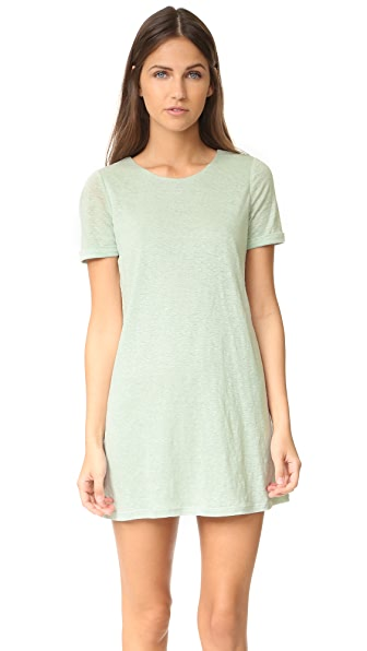 alice + olivia AIR Stefan Tee Dress