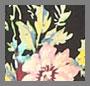 Vintage Bouquet Black