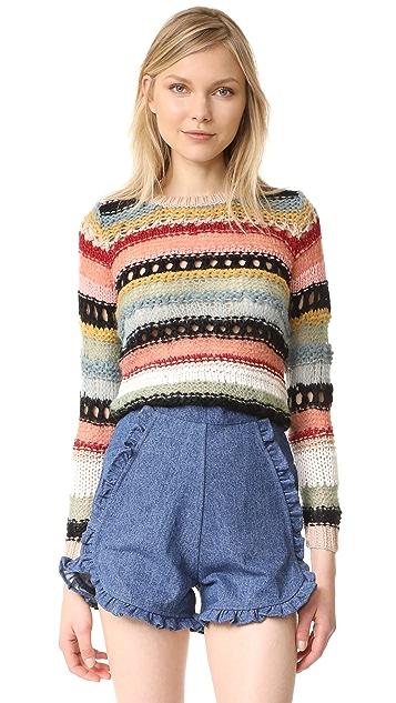 alice + olivia Carly Sweater