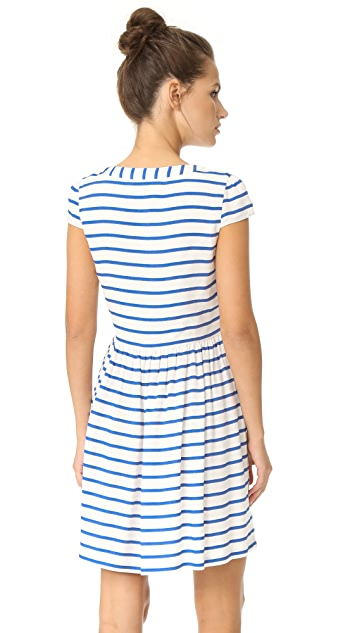 alice + olivia York Button Down Dress