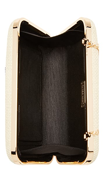 alice + olivia Shirley Insects Clutch