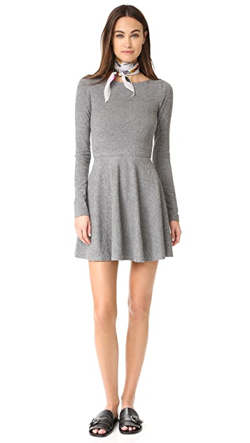 alice + olivia Brinley Mini Dress