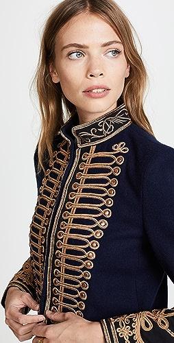 Denim Jacket Amp Eyelet Dress Sequins Amp Things