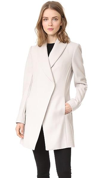 alice + olivia Vance Crossover Coat