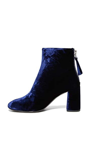 alice + olivia Mulberry Ankle Booties