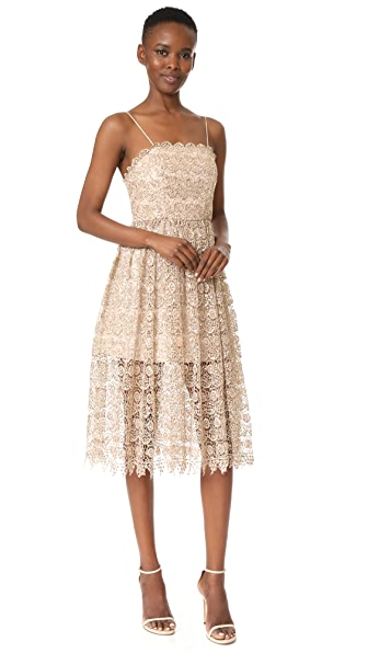 alice + olivia Alma Party Dress online sales