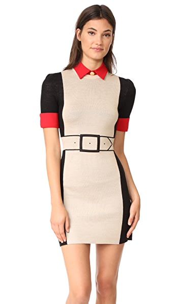 alice + olivia Mia Sweater Dress