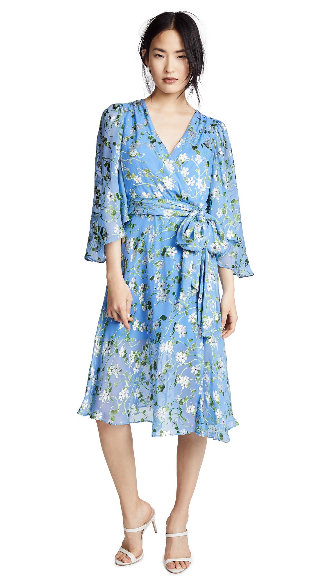 alice + olivia Halsey Dress