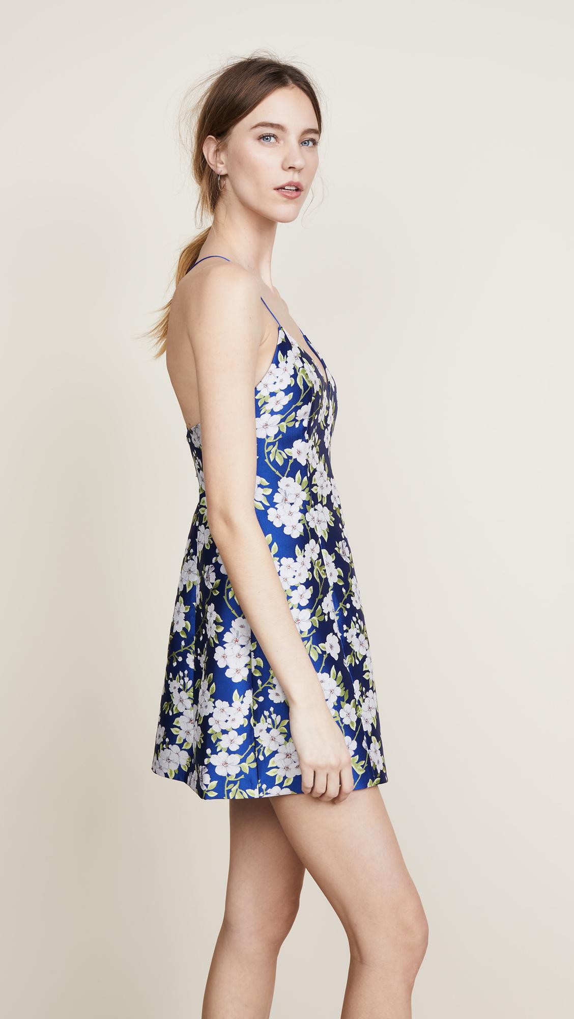 55a595e97570 alice + olivia Tayla Structured Mini Dress | SHOPBOP