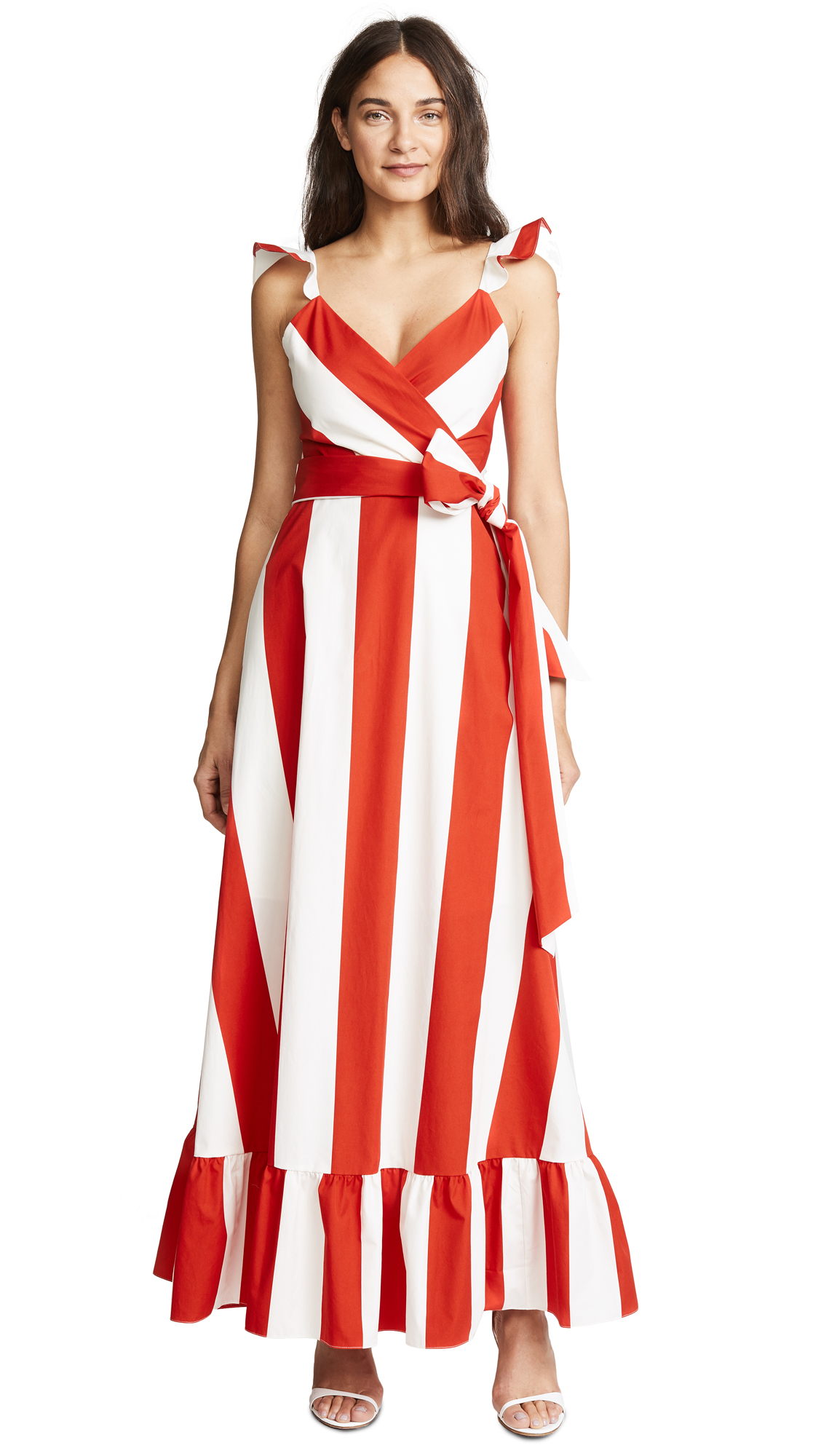 alice + olivia Fernanda Maxi Dress