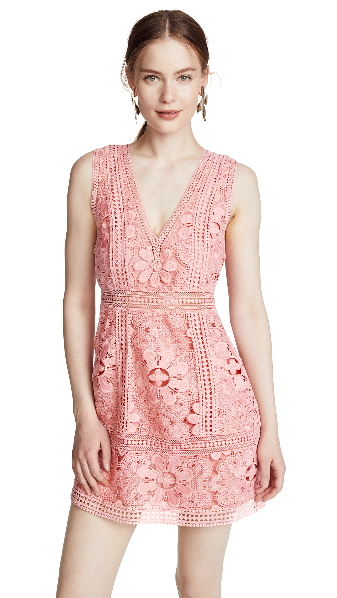 alice + olivia Zula Party Dress