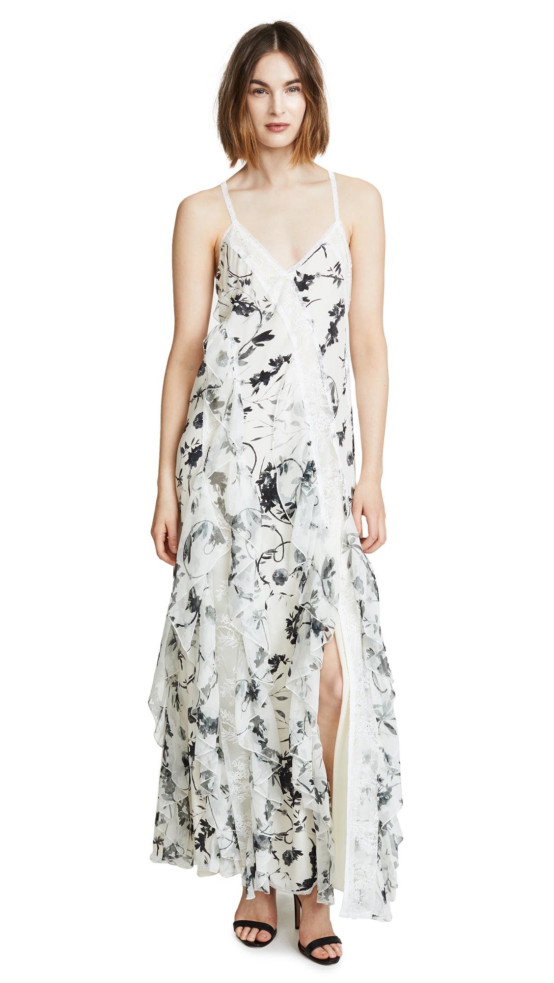 Photo of alice + olivia Jayda Maxi Dress online sales