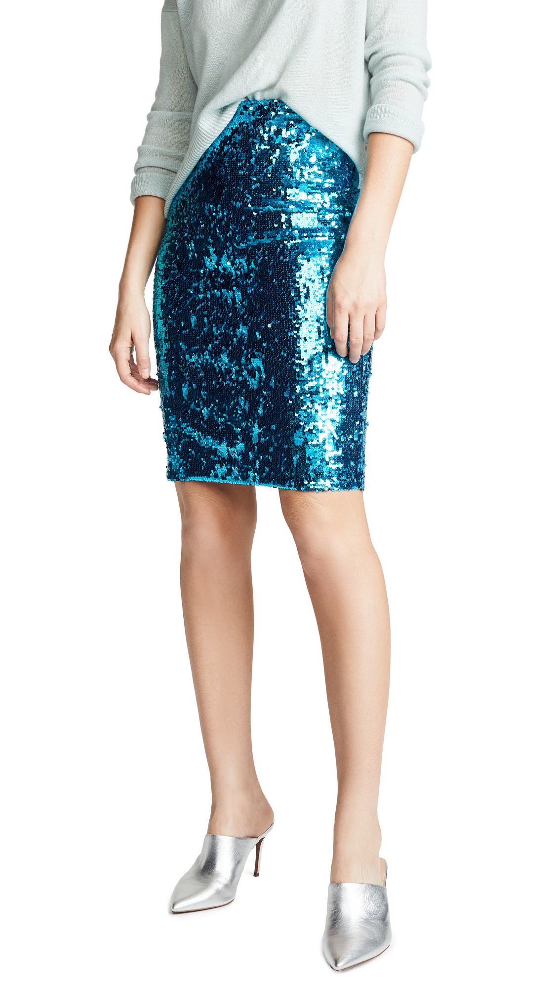 b5c35c644 alice + olivia Ramos Fitted Skirt   SHOPBOP
