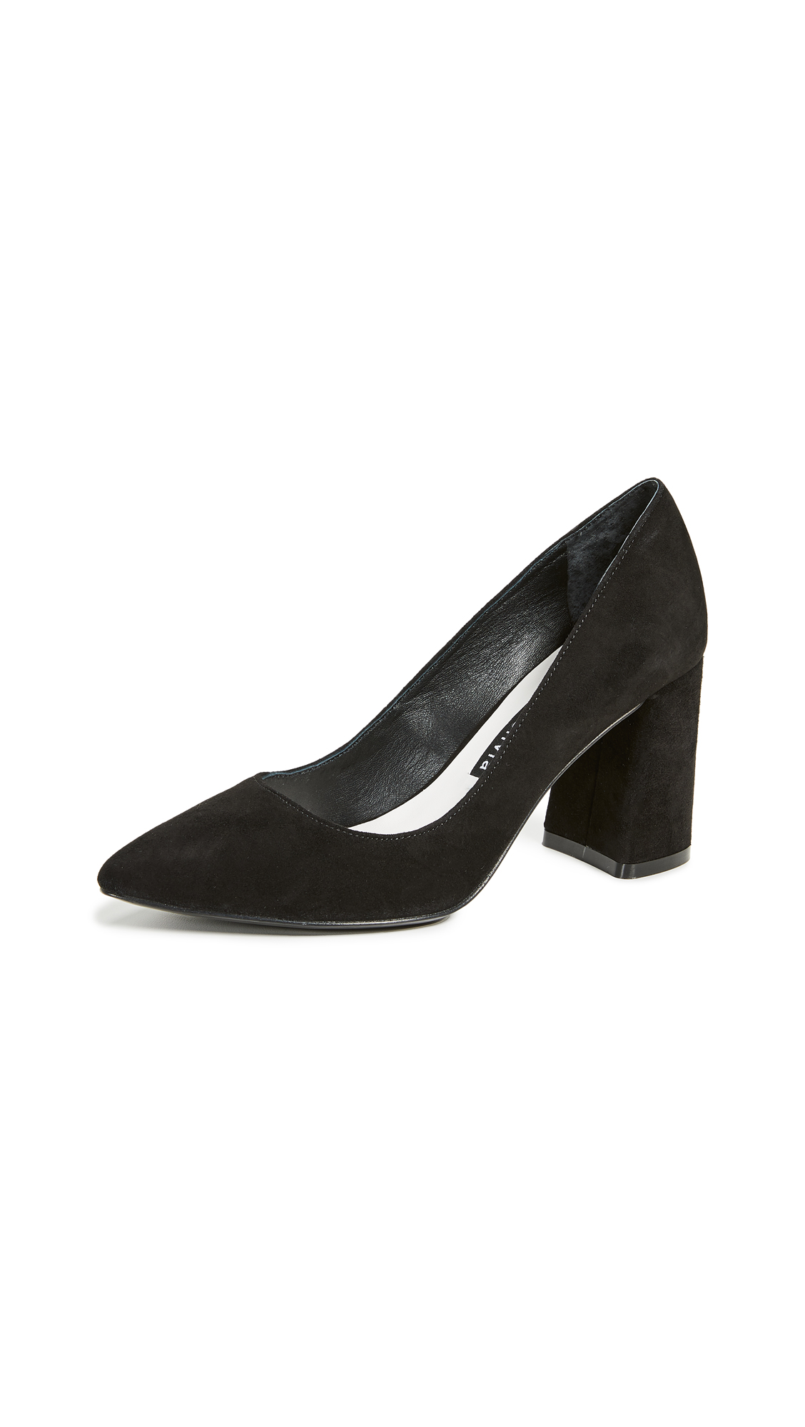 alice + olivia Demetra Pumps - Black