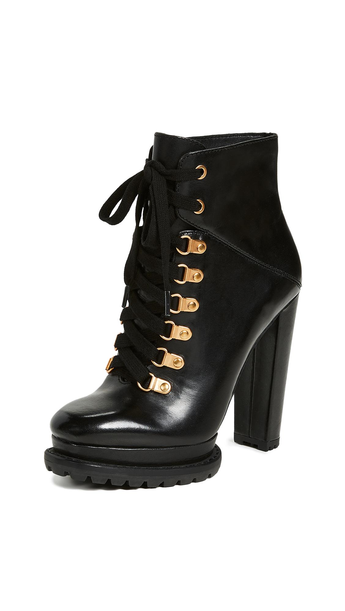 alice + olivia Jesna Boots - Black
