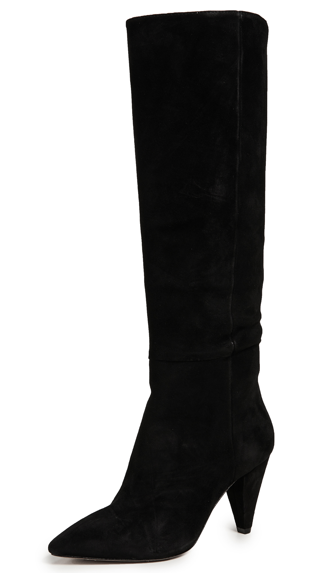 alice + olivia Rosslyn Boots - Black