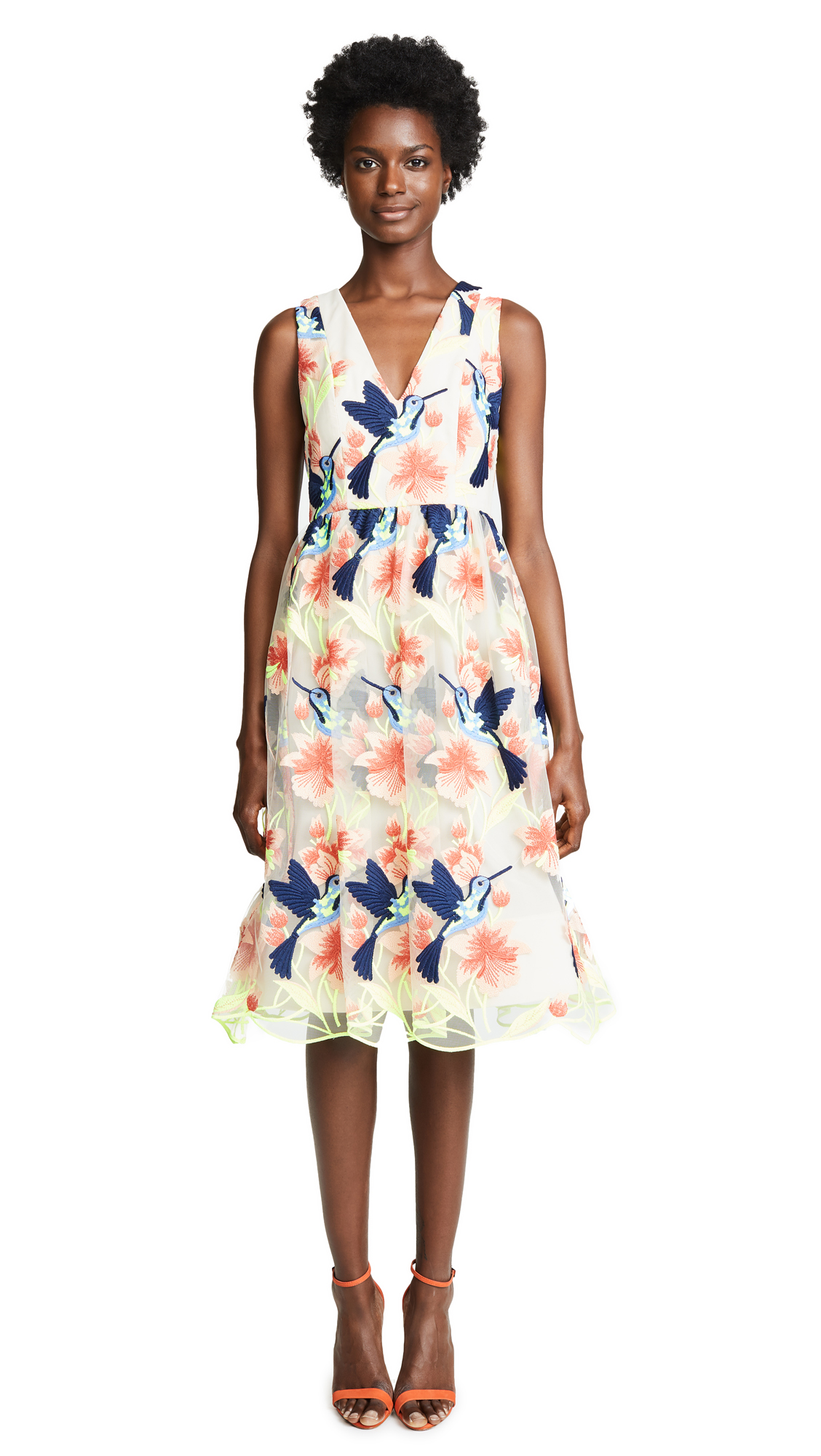alice + olivia Becca Dress