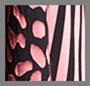 леопардовый/розовый