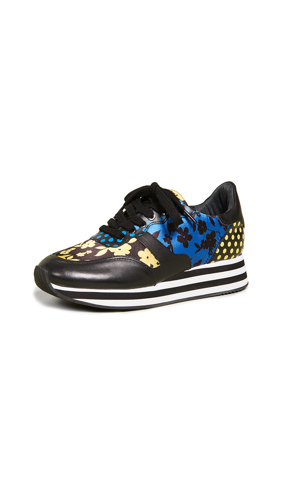 alice + olivia Magman Sneakers - Multi