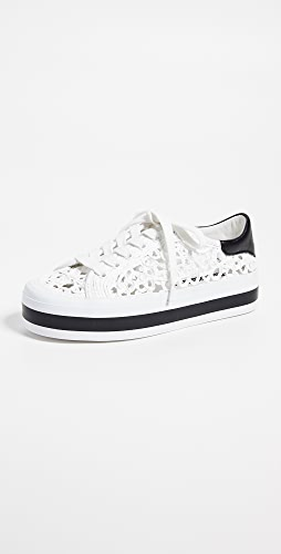 3f8ff896c alice + olivia. Emersyn Lace Sneakers