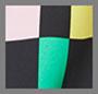 цветной блок