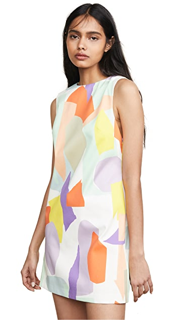 alice + olivia Clyde Shift Dress