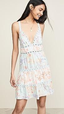 816d241053f alice + olivia. Karolina Halter Mini Dress