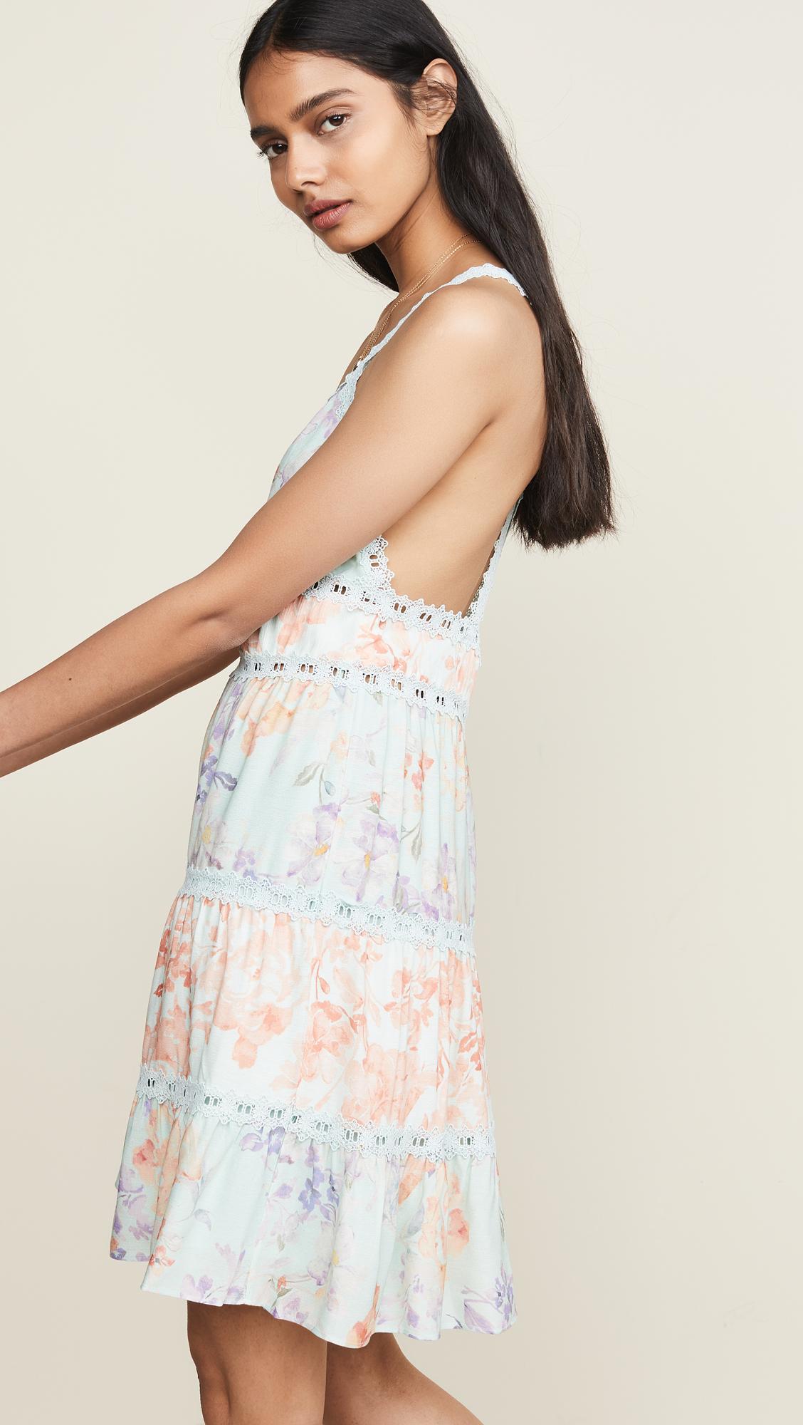 1061a697dc26 alice + olivia Karolina Halter Mini Dress | SHOPBOP