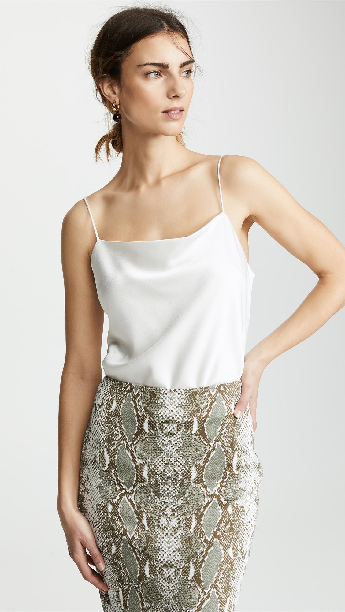 alice + olivia Harmon Thong Bodysuit