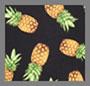 Черный ананас
