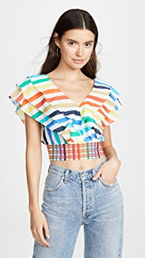 4346bfda8b1 Blouses With Ruffles | SHOPBOP