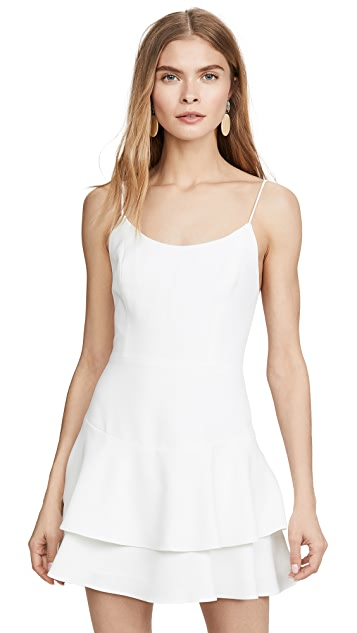 alice + olivia Palmira Tank Dress