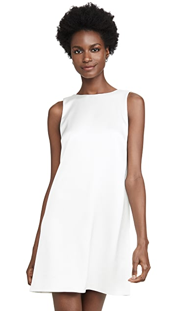 alice + olivia Lita Cowl Back Shift Dress