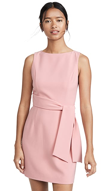 alice + olivia Virgil Dress with Belt