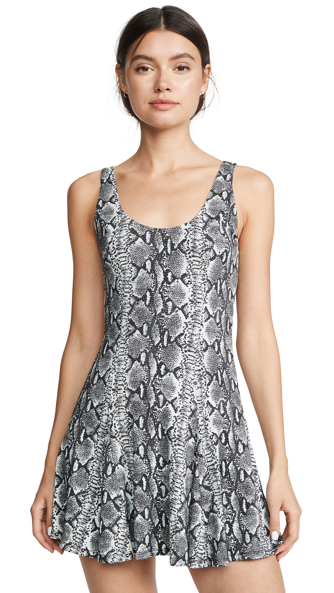 Buy alice + olivia online - photo of alice + olivia Alicia Godet Midi Tank Dress
