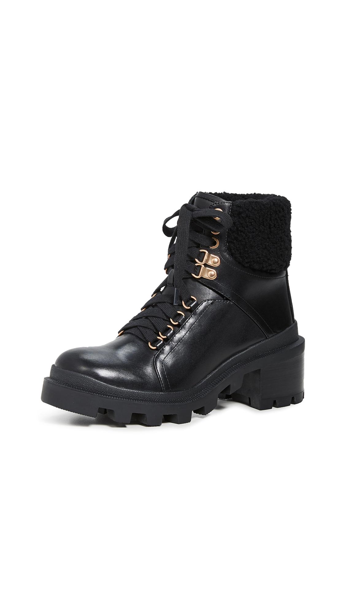 Buy alice + olivia online - photo of alice + olivia Hettie Combat Boots