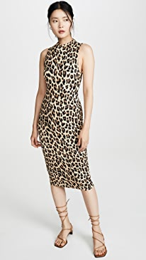 94f8ba69ac45 alice + olivia. Sleeveless Delora Dress