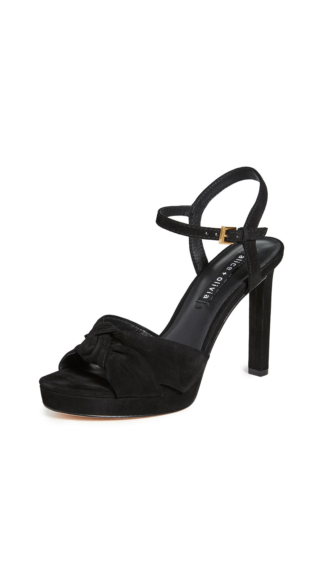 Buy alice + olivia Bailee Sandals online, shop alice + olivia