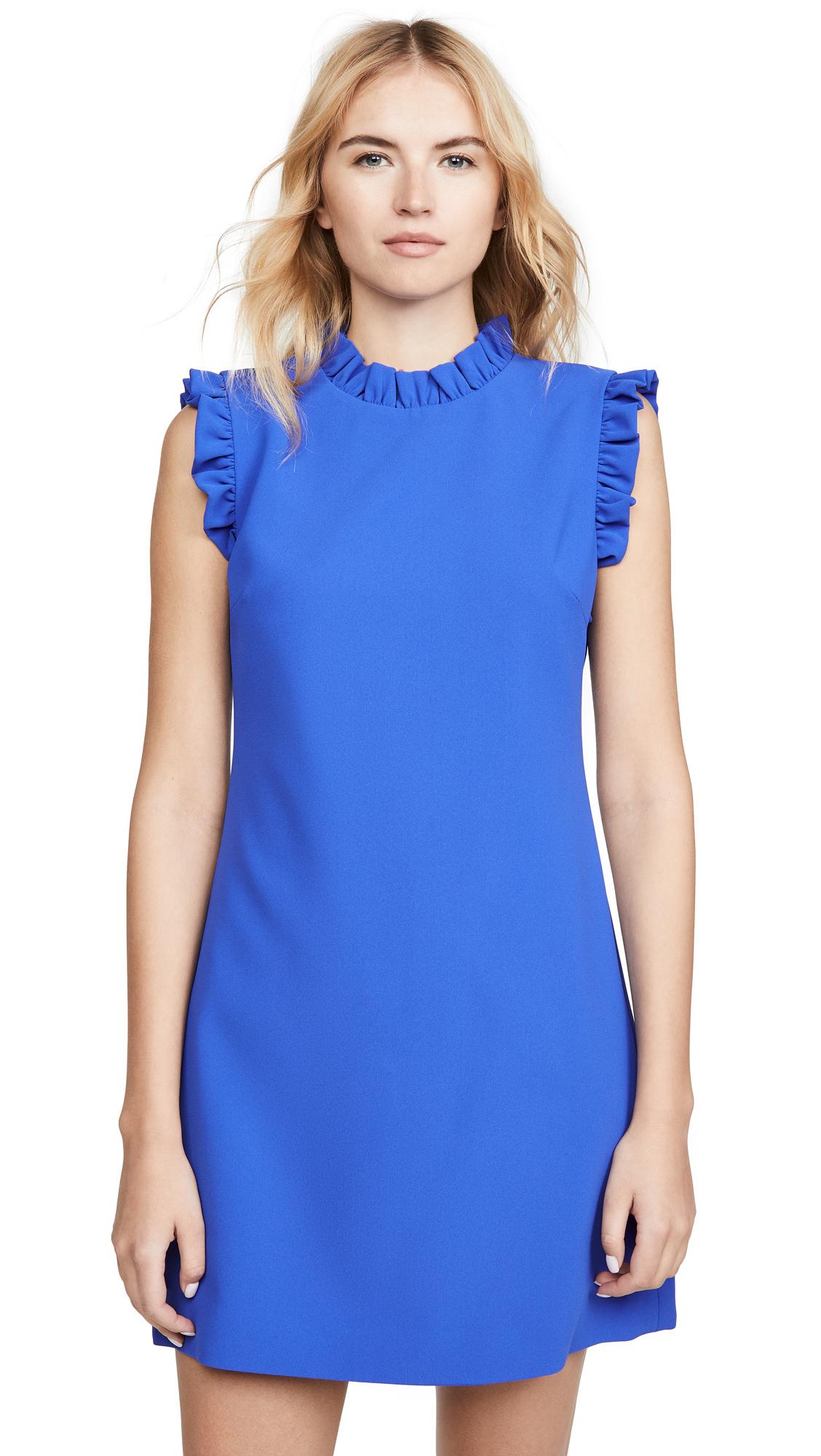Buy alice + olivia online - photo of alice + olivia Elsa Ruffle Dress
