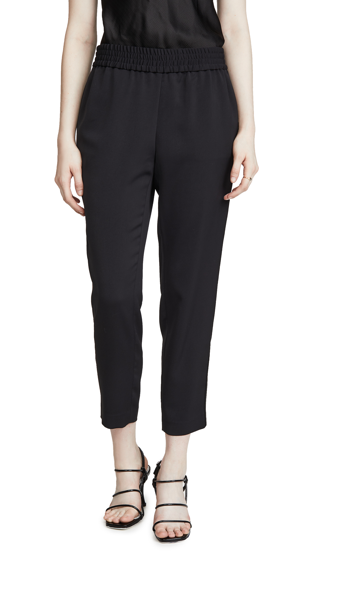 Buy alice + olivia online - photo of alice + olivia Benny Tapered Pull Up Pants