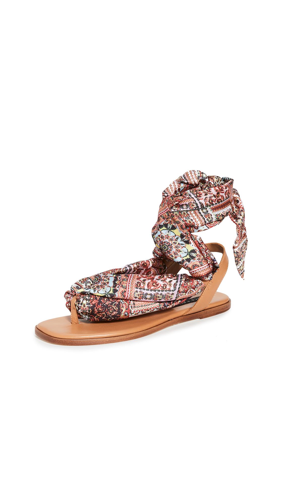 Buy alice + olivia Caliea Wrap Sandals online, shop alice + olivia