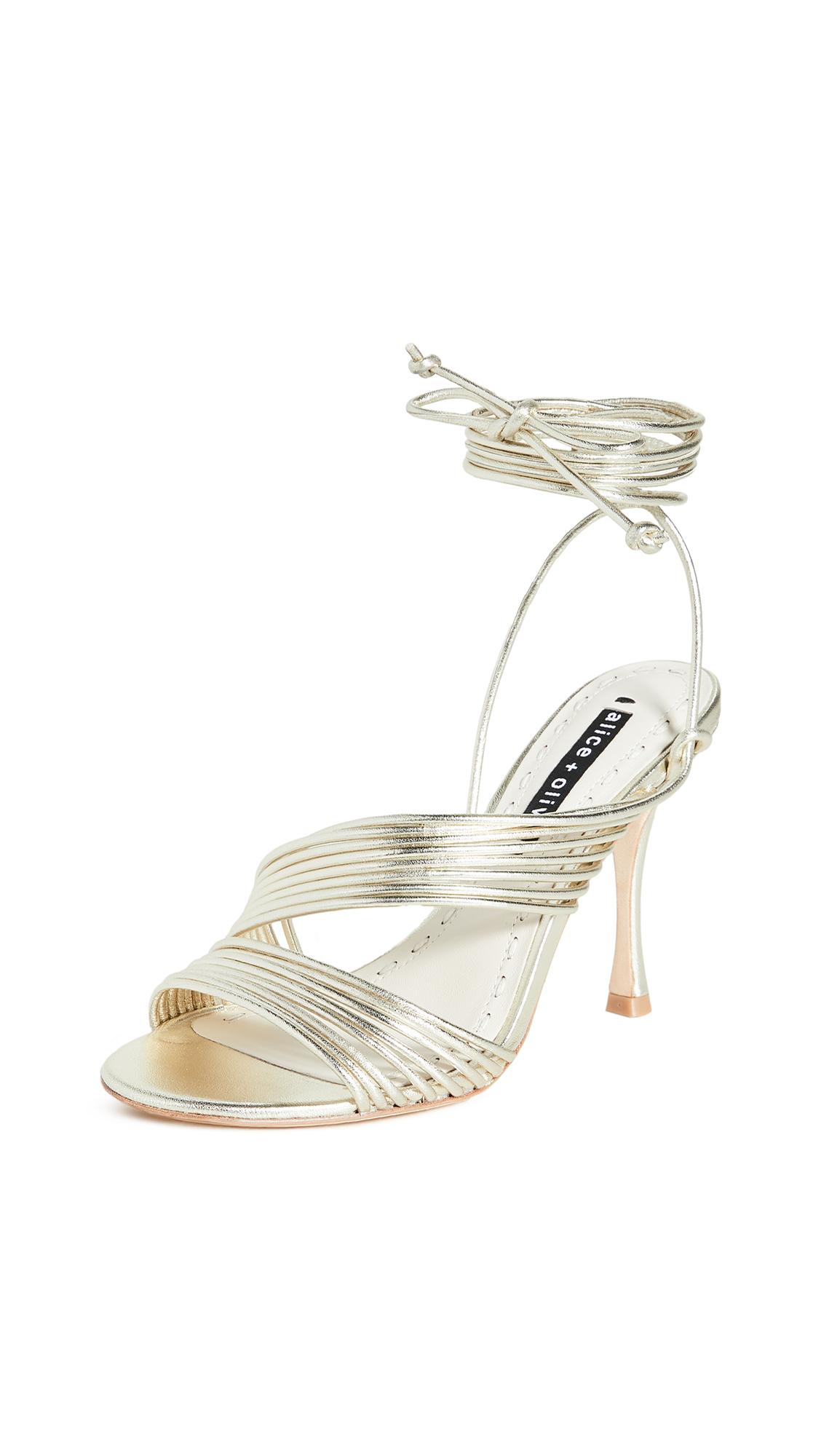 Buy alice + olivia Danessa Sandals online, shop alice + olivia